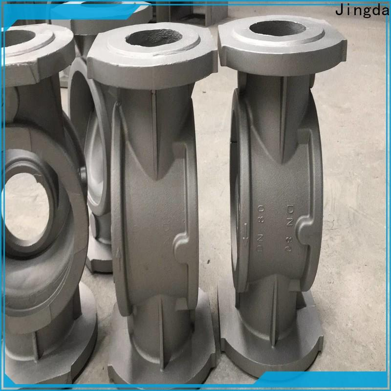 Jingda making molds for metal casting from China for car