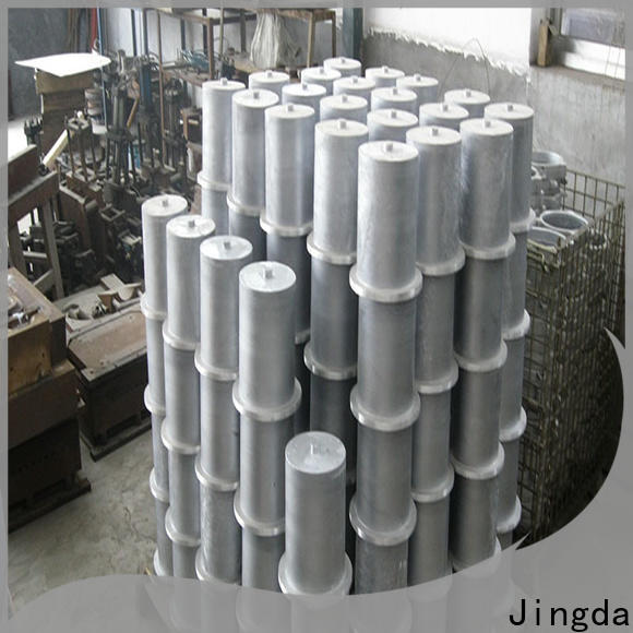 Jingda aluminium casting furnace directly sale for promotion