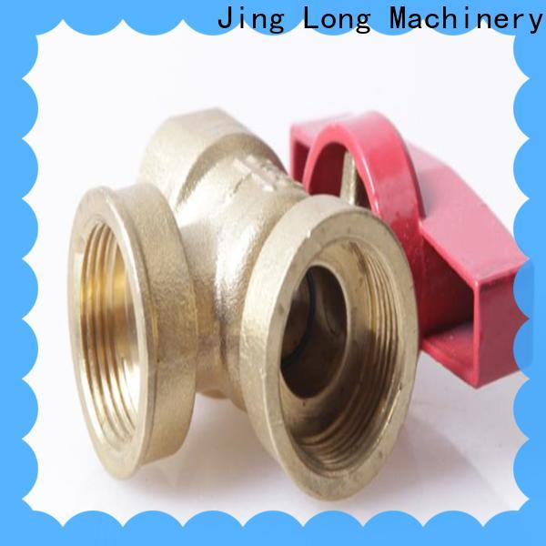 Jingda professional copper investment casting factory direct supply for promotion