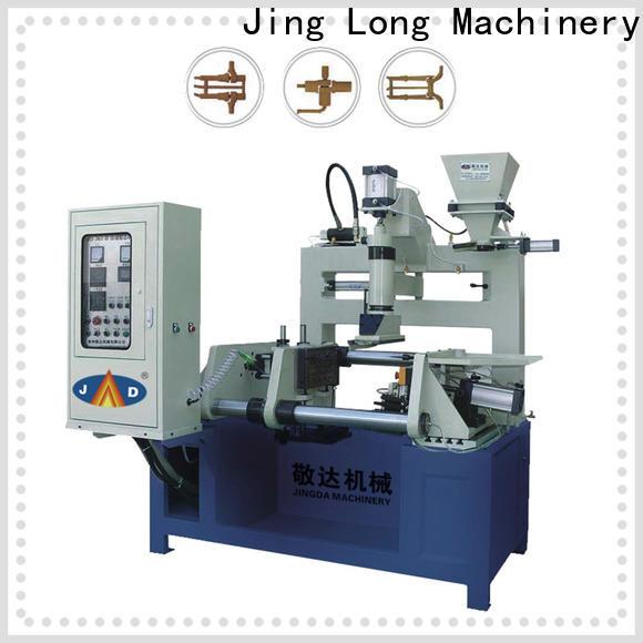 Jingda shell core machine meet customer's needs for industrial area