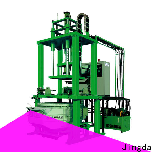Jingda hot selling low pressure aluminum casting directly sale for textile machinery