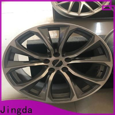Jingda latest casting small aluminum parts from China for car