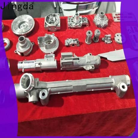 Jingda high quality prototype aluminum casting supply for indoor/outdoor