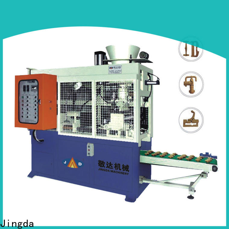 Jingda sand casting supplies easy to clean for promotion