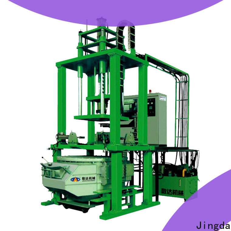 top selling low pressure casting machine providing sufficient strength for sale
