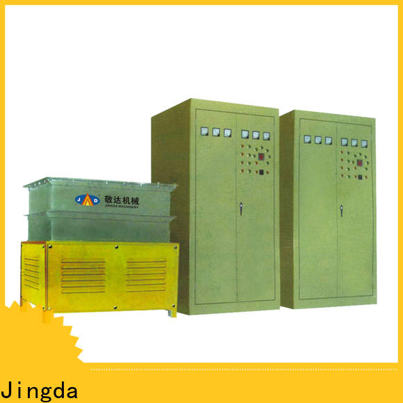 Jingda melting furnace easy to install for factory