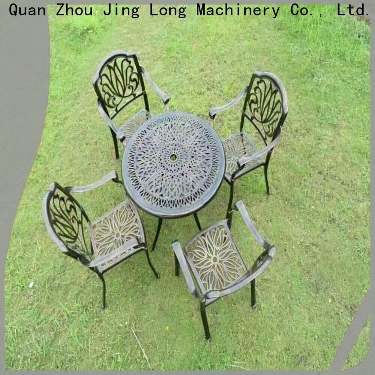 Jingda aluminium sand casting process manufacturer for kitchen wares
