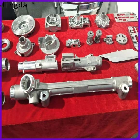 Jingda worldwide aluminium investment casting best manufacturer for kitchen wares