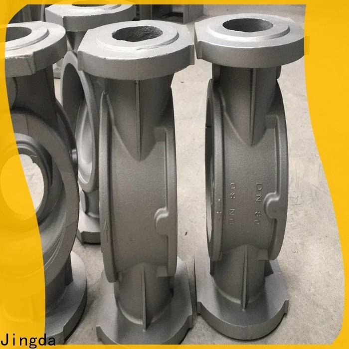 Jingda hot selling aluminum castings company for urniture castings