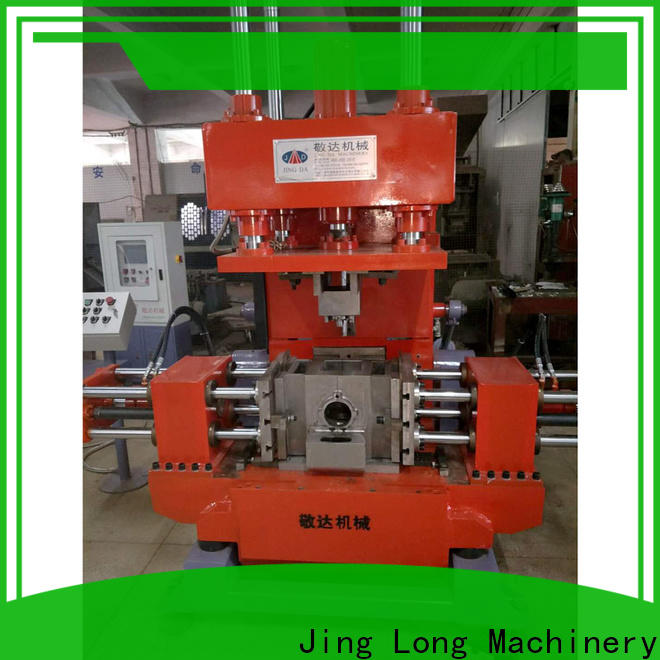 Jingda hot selling casting machine providing sufficient strength bulk production