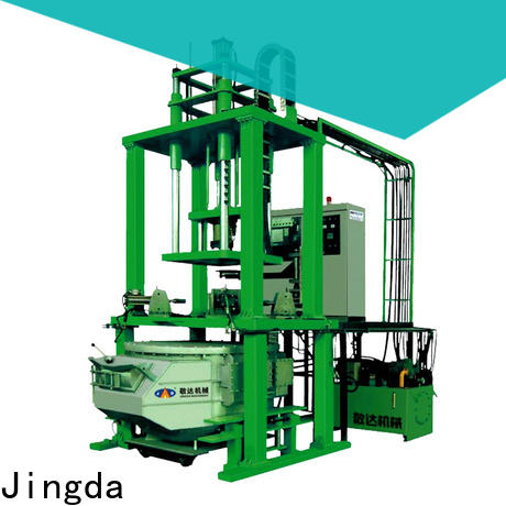 Jingda cheap low pressure casting machine providing sufficient strength for promotion
