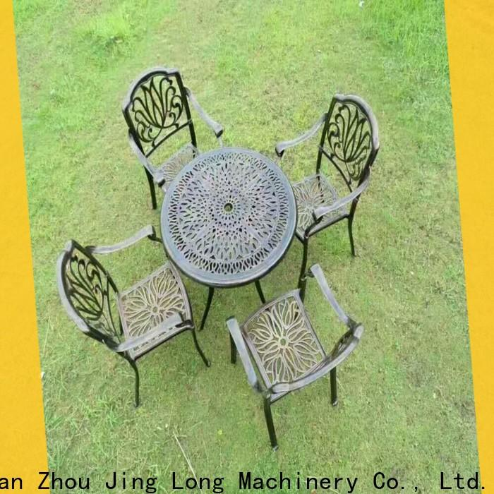 Jingda best metal casting service with good price for car
