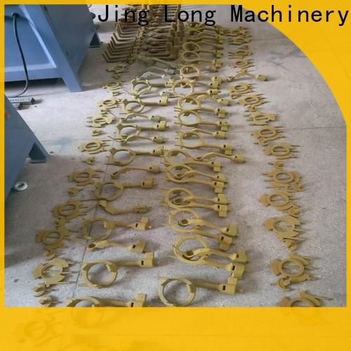 Jingda continuous casting aluminum supply for factory