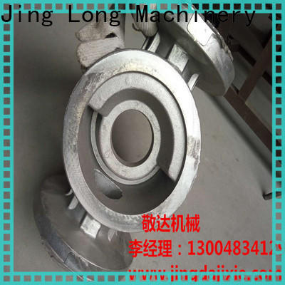Jingda casting aluminum parts from China for valves