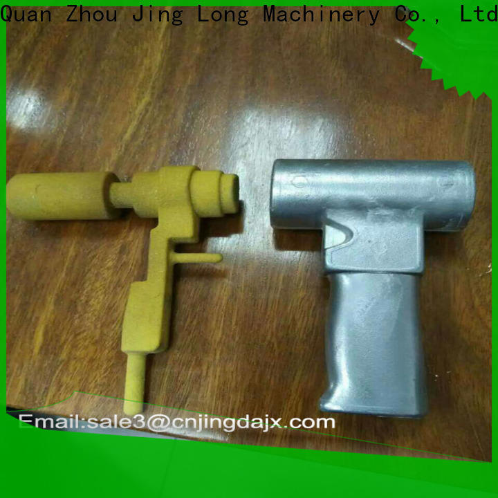 Jingda aluminium casting furnace best manufacturer for valves