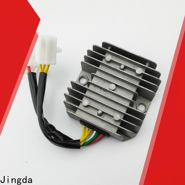 Jingda best price aluminium gravity casting series bulk production