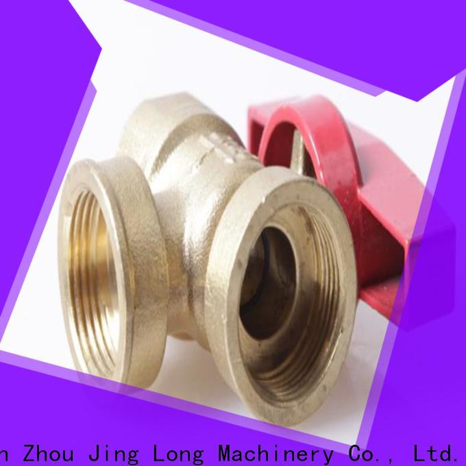 Jingda best copper investment casting with good price for industrial area