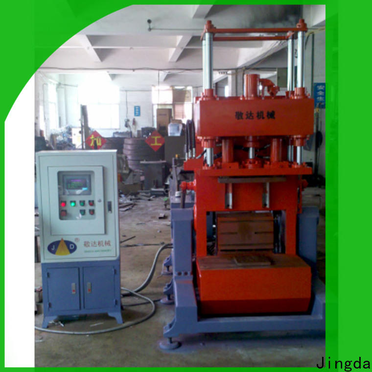 Jingda cold chamber die casting with good stability for work station