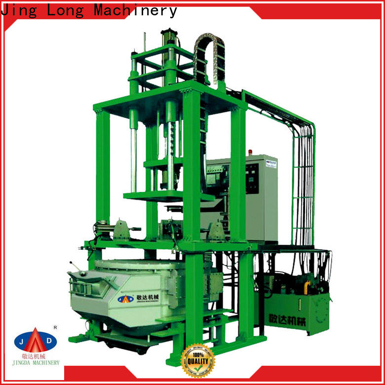 Jingda low pressure casting machine company for motorcycle industry