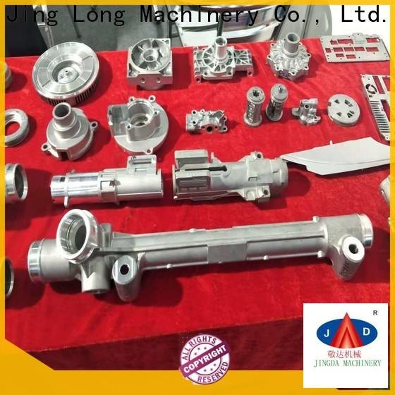 Jingda durable aluminium casting service from China for sale