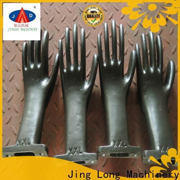 Jingda aluminum casting furnace supply for valves