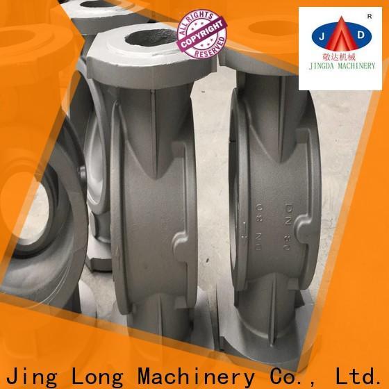 Jingda best price superior aluminum castings manufacturer for car