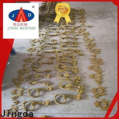 Jingda practical types of sand casting supplier for valves