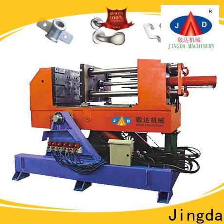 Jingda aluminium casting machine best manufacturer for factory