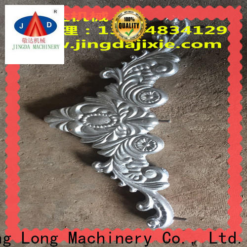 Jingda top quality aluminum castings from China for car