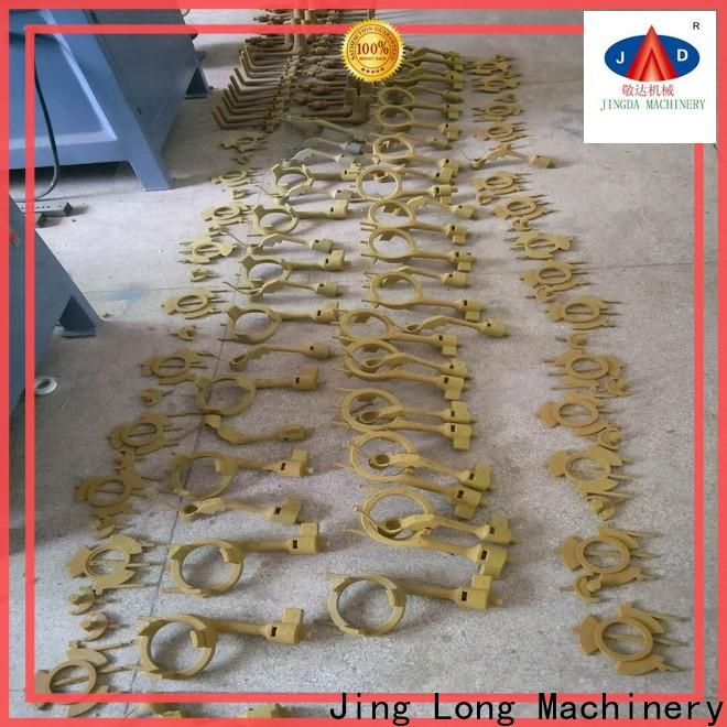 Jingda aluminium casting from China for promotion
