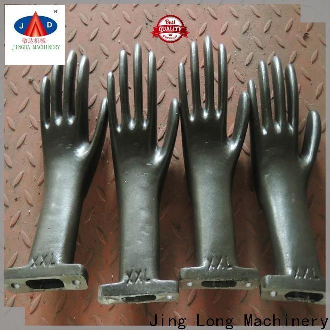 Jingda aluminium die casting parts easy operation for kitchen wares