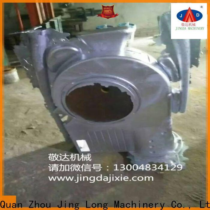 Jingda quality aluminium casting parts best supplier for car castings