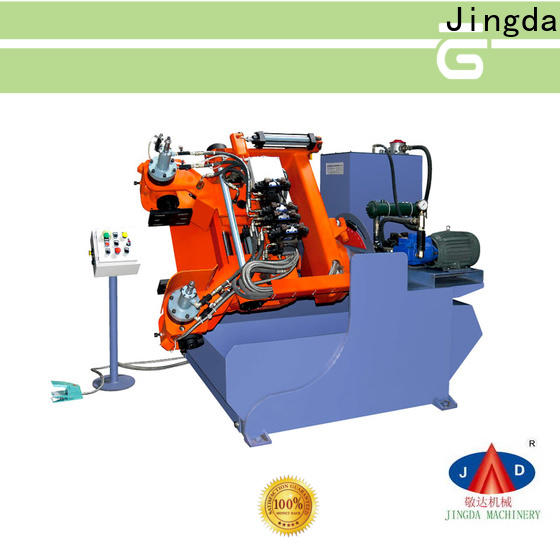 Jingda worldwide die casting machine china provided high efficiency for industrial area