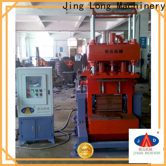 Jingda aluminum die casting machine factory direct supply for factory
