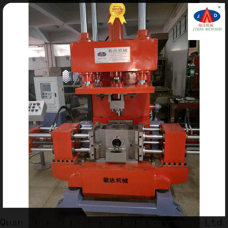 Jingda aluminum casting equipment best manufacturer for sale