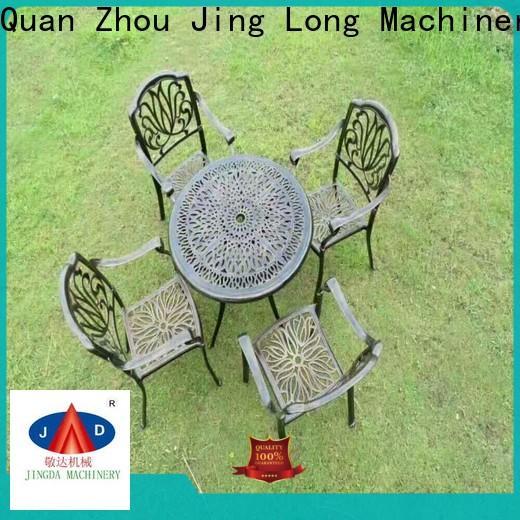 Jingda worldwide aluminium casting mould supplier for sale