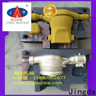 Jingda sand casting products examples factory for sale