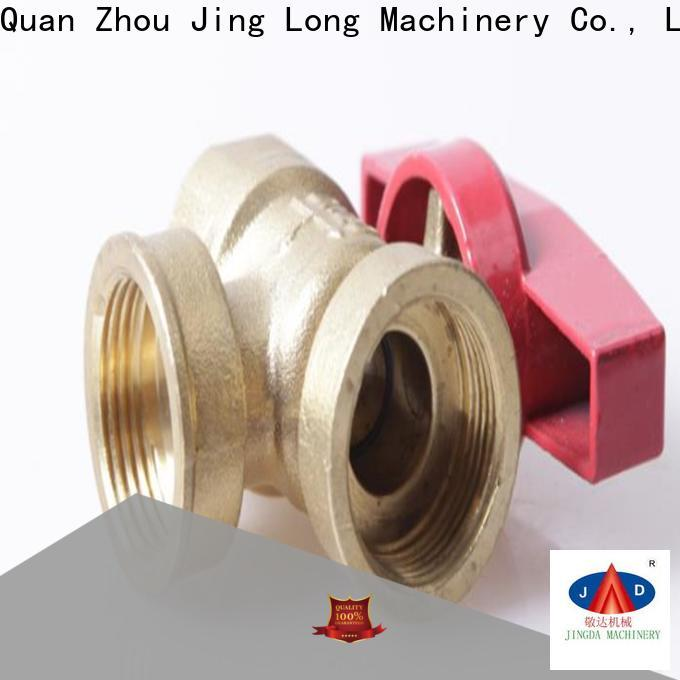 Jingda worldwide copper die casting with good price for work station