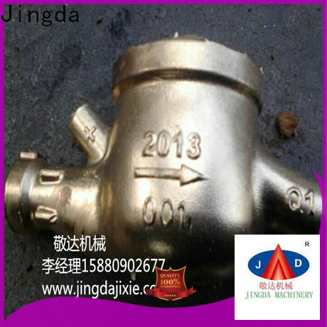 Jingda copper casting process with good price for promotion