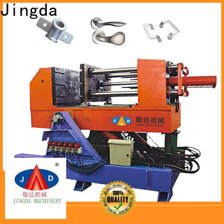 Jingda durable metal casting machine with good price for sale
