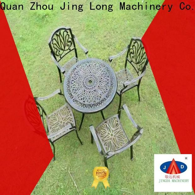 Jingda factory price aluminium casting service series for factory