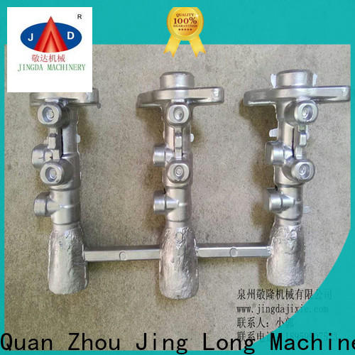 Jingda modern aluminum castings easy operation for urniture castings