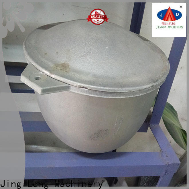 Jingda best metal casting parts factory bulk production