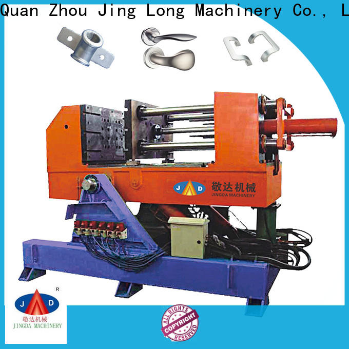 Jingda worldwide aluminum casting machine factory direct supply for factory