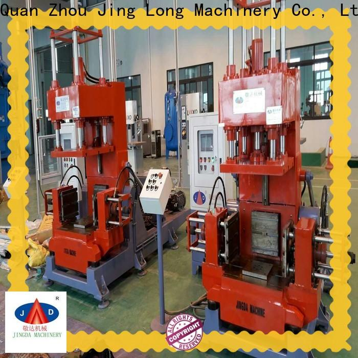 reliable aluminium casting machine with high efficiency bulk production
