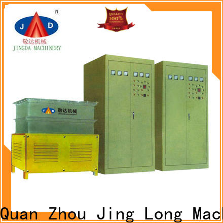 Jingda top quality brass induction melting furnace with high efficiency bulk buy