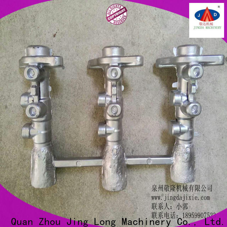 Jingda top metal casting products company for promotion