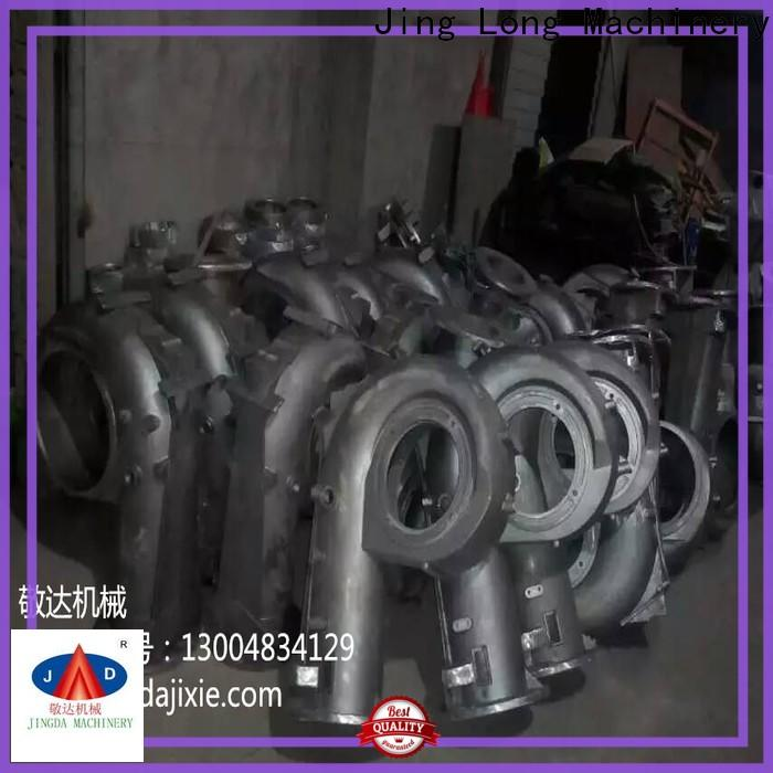 new aluminium casting products factory for pumps castings
