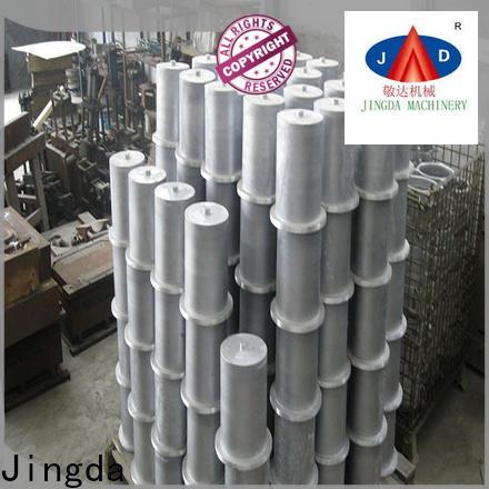 Jingda new casting aluminum parts supply for car castings
