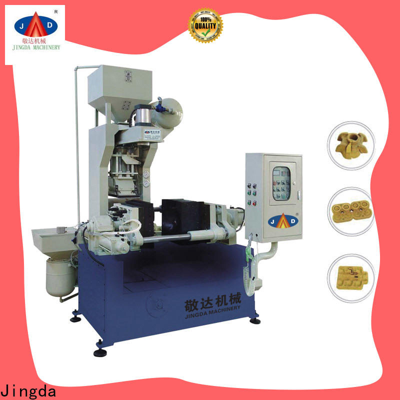 Jingda sand casting product shell core shooter machine factory direct supply for work station